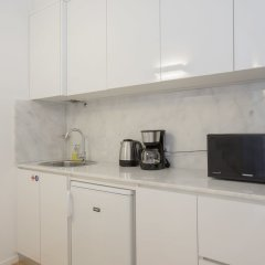 Апартаменты Liiiving - Miguel Bombarda Apartment в номере