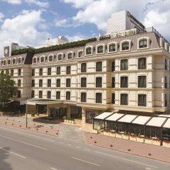 Wyndham Grand Istanbul Kalamis Marina Турция, Стамбул - 7 отзывов об отеле, цены и фото номеров - забронировать отель Wyndham Grand Istanbul Kalamis Marina онлайн вид на фасад