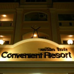 Отель Convenient Resort вид на фасад фото 2