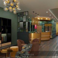 Отель Leonardo Hotel Antwerpen (ex Florida) Бельгия, Антверпен - 2 отзыва об отеле, цены и фото номеров - забронировать отель Leonardo Hotel Antwerpen (ex Florida) онлайн интерьер отеля фото 3