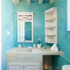 Отель H Hotel Pserimos Villas Греция, Калимнос - отзывы, цены и фото номеров - забронировать отель H Hotel Pserimos Villas онлайн ванная
