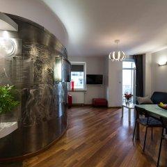 Отель Mint Rooms Польша, Варшава - 1 отзыв об отеле, цены и фото номеров - забронировать отель Mint Rooms онлайн интерьер отеля фото 2