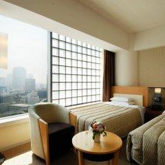 Отель Grand Arc Hanzomon Япония, Токио - отзывы, цены и фото номеров - забронировать отель Grand Arc Hanzomon онлайн комната для гостей фото 3