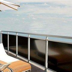 Отель Abano Ritz Италия, Абано-Терме - 13 отзывов об отеле, цены и фото номеров - забронировать отель Abano Ritz онлайн балкон
