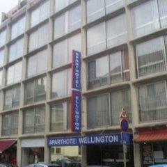 Отель Aparthotel Wellington Brussel Бельгия, Брюссель - отзывы, цены и фото номеров - забронировать отель Aparthotel Wellington Brussel онлайн фото 2