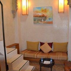 Отель Riad Sakina Марокко, Рабат - отзывы, цены и фото номеров - забронировать отель Riad Sakina онлайн интерьер отеля