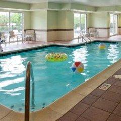 Отель Springhill Suites Columbus Airport Gahanna США, Гаханна - отзывы, цены и фото номеров - забронировать отель Springhill Suites Columbus Airport Gahanna онлайн бассейн фото 2