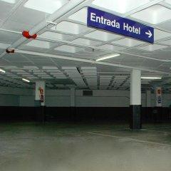 Silken Indautxu Hotel парковка