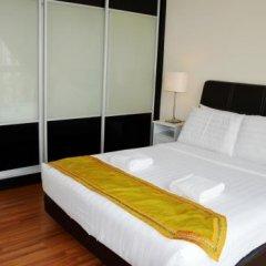 Отель Taragon Residences 3* Студия с различными типами кроватей фото 8