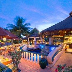 Отель Mangosteen Ayurveda & Wellness Resort бассейн