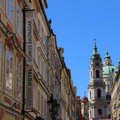 Отель Domus Balthasar Design Прага фото 2
