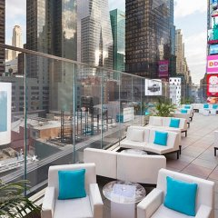 Отель New York Marriott Marquis США, Нью-Йорк - 8 отзывов об отеле, цены и фото номеров - забронировать отель New York Marriott Marquis онлайн фото 2