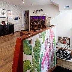 LiKi LOFT HOTEL гостиничный бар