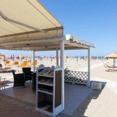 Hotel Superga пляж фото 2