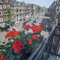 Отель Larende Нидерланды, Амстердам - 1 отзыв об отеле, цены и фото номеров - забронировать отель Larende онлайн балкон