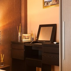 Апартаменты Gold and Blue Luxurious Apartment удобства в номере фото 2