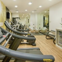 Отель NH Collection Milano President фитнесс-зал фото 2