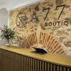 Отель A77 Suites By Andronis Афины интерьер отеля