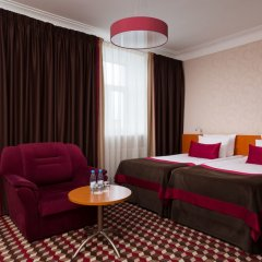 Гостиница Октябрьская комната для гостей фото 17