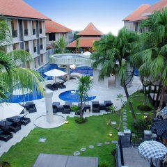 Отель Grand Barong Resort парковка