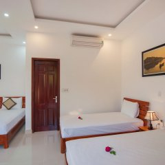 Отель The Moon River Homestay & Villa Вьетнам, Хойан - отзывы, цены и фото номеров - забронировать отель The Moon River Homestay & Villa онлайн комната для гостей фото 4