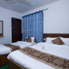 Отель OYO 198 Hotel Lake Diamond Непал, Покхара - отзывы, цены и фото номеров - забронировать отель OYO 198 Hotel Lake Diamond онлайн комната для гостей фото 4
