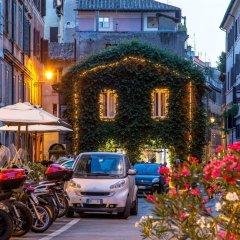 Отель Aenea Superior Inn Италия, Рим - 1 отзыв об отеле, цены и фото номеров - забронировать отель Aenea Superior Inn онлайн парковка