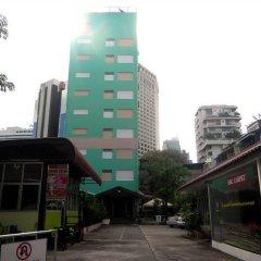 Отель Ruamchitt Travelodge Бангкок городской автобус