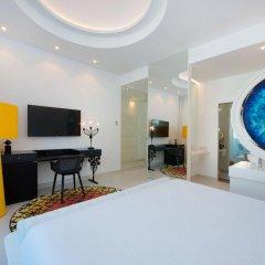 Отель Iberostar Grand Portals Nous - Adults Only удобства в номере фото 2
