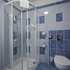 Отель Benczúr Будапешт ванная фото 3