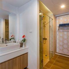 Отель Patong Bay Hill Resort ванная фото 2