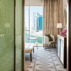 Отель Hilton Dubai Al Habtoor City балкон