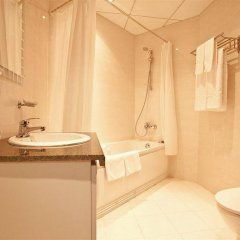 Гостиница Черное Море Бугаз ванная фото 2