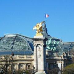 Отель Les Jardins D'Eiffel Париж приотельная территория фото 2