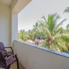 Отель OYO 12928 Home Modern 2 BHK Trinity Beach Гоа балкон