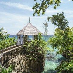 Отель Couples Sans Souci All Inclusive пляж