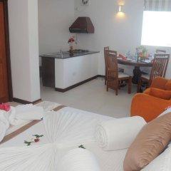 Отель White Villa Resort Aungalla удобства в номере