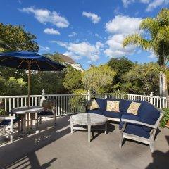 Отель Simpson House Inn США, Санта-Барбара - отзывы, цены и фото номеров - забронировать отель Simpson House Inn онлайн бассейн фото 3