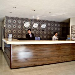 Отель Portobelo Мексика, Гвадалахара - отзывы, цены и фото номеров - забронировать отель Portobelo онлайн интерьер отеля