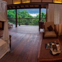 Отель Cerf Island Resort комната для гостей фото 4