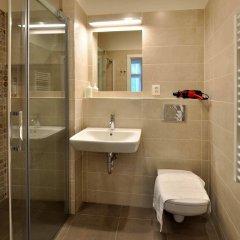 Отель Central Spot Prague Apartments Чехия, Прага - отзывы, цены и фото номеров - забронировать отель Central Spot Prague Apartments онлайн ванная фото 2