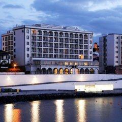 Отель Grand Hotel Açores Atlântico Португалия, Понта-Делгада - 1 отзыв об отеле, цены и фото номеров - забронировать отель Grand Hotel Açores Atlântico онлайн приотельная территория
