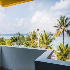 Отель Rivers Beach & Spa Мальдивы, Северный атолл Мале - отзывы, цены и фото номеров - забронировать отель Rivers Beach & Spa онлайн балкон