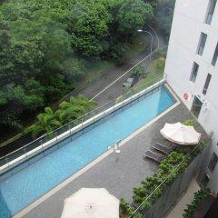 Отель Travelodge Harbourfront Singapore балкон