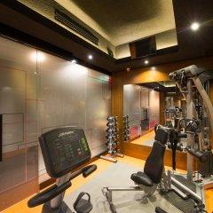 Отель Favori фитнесс-зал фото 3