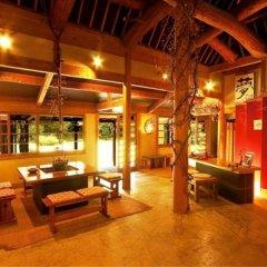 Отель Shiki no Sato Hanamura Япония, Минамиогуни - отзывы, цены и фото номеров - забронировать отель Shiki no Sato Hanamura онлайн гостиничный бар