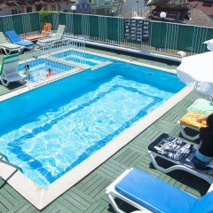 Kleopatra Ada Beach Hotel - All Inclusive Аланья бассейн фото 2