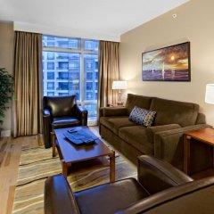 Отель The Parkside Hotel & Spa Канада, Виктория - отзывы, цены и фото номеров - забронировать отель The Parkside Hotel & Spa онлайн комната для гостей фото 3