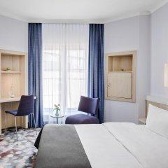 Отель InterCityHotel Hamburg Altona комната для гостей