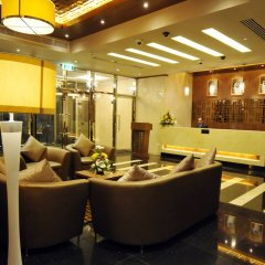 Dunes Hotel Apartments Oud Metha интерьер отеля